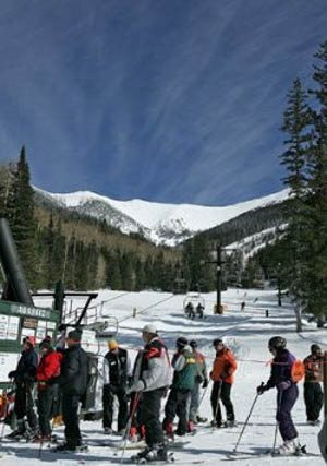 Arizona Snowbowl set to open Thursday 