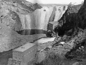 ROOSEVELT DAM
