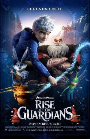 DreamWorks' 'Rise of the Guardians'
