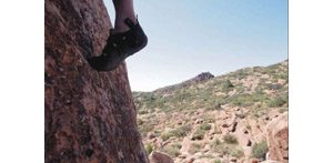 Land swap may keep climbers from rocks