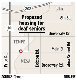 Center for deaf, blind seniors due in Valley