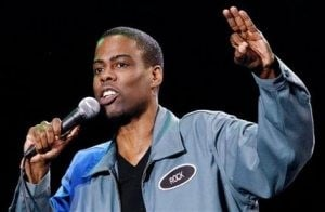 Chris Rock performs for Bonnaroo masses
