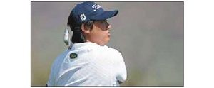 Ochoa, Lim share lead at Safeway