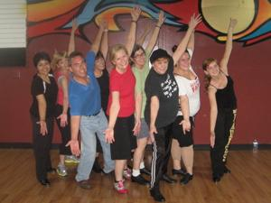 National Day of Tap Workshop