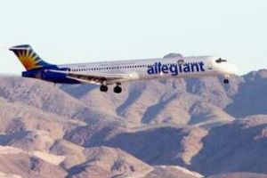 Man dies on Allegiant Air flight to Mesa