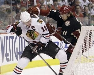 Vrbata's SO goal lifts Coyotes over Blackhawks