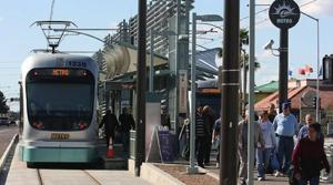 Mesa businesses wary about light rail