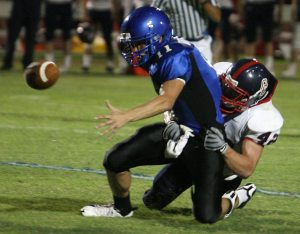 Blowout loss a learning experience for Chandler