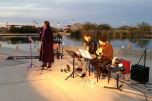 Catch a free concert at Veteran's Oasis Park