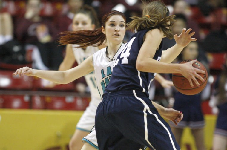Division I Girls Semifinal Basketball