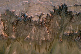 Water on Mars?