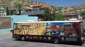 You'll dig Fourth of July in Bisbee