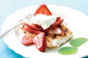 Food Deadline Grilled Cake