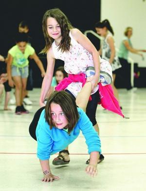 Sierra Suns Boot Camp for Kids