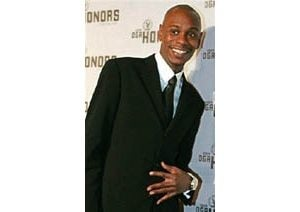 Chappelle says stress made him leave show
