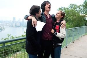 Film Review The Perks of Being a Wallflower