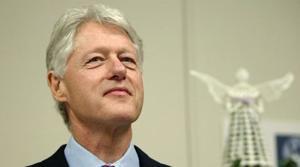 Former President Clinton hospitalized