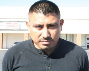 Illegal immigrant arrested in document fraud