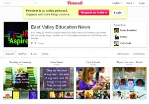 Pinterest: East Valley Education News