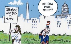 Cartoonists' views