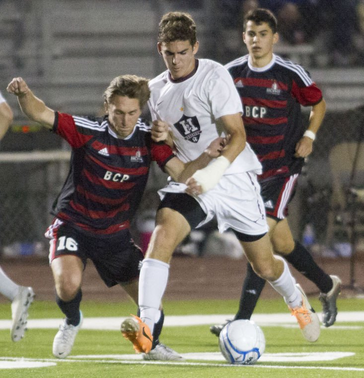 Soccer: Hamilton vs Brophy