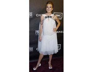 Lindsay Lohan injured in car crash
