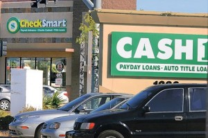 Payday loan lenders seek late compromise