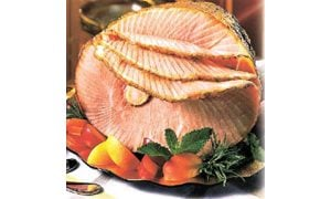 A quality piece of pork is a cure for the common Christmas feast