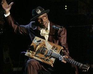 Rock pioneer Bo Diddley dies at age 79
