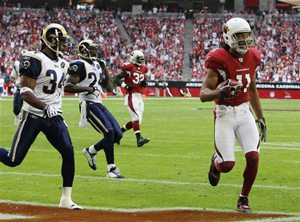 Finally! Cards clinch division, playoff berth
