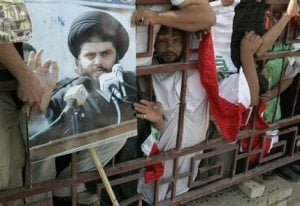 Muqtada al-Sadr urges rejection of US-Iraqi pact