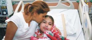 Mexican mom joins ailing U.S. daughter in Mesa