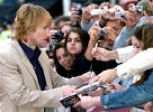 Owen Wilson flashed at London premiere