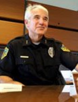 Mesa's new police chief off to a running start