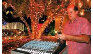 Iraq veteran to light temple gardens