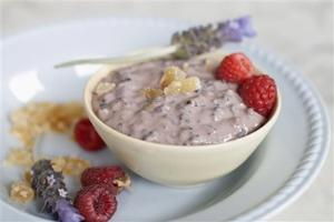 Food Healthy Rice Pudding