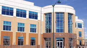 Mesa moving its municipal court operations