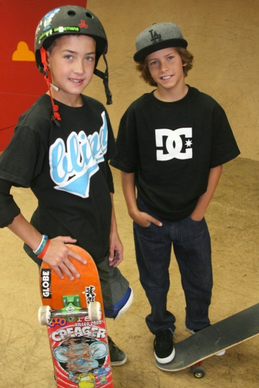 X Games Skaters