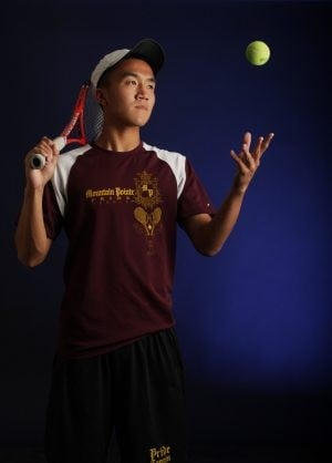 All-Tribune Boys Tennis: Player of the Year Andy Nguyen