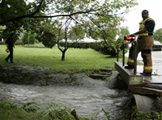 Midwest, South clean up after big storms