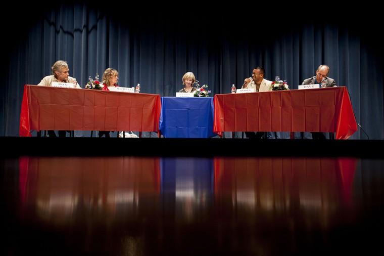 TUHSD Candidates Forum
