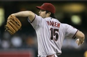 D-Backs' Rauch falters again in loss to Padres
