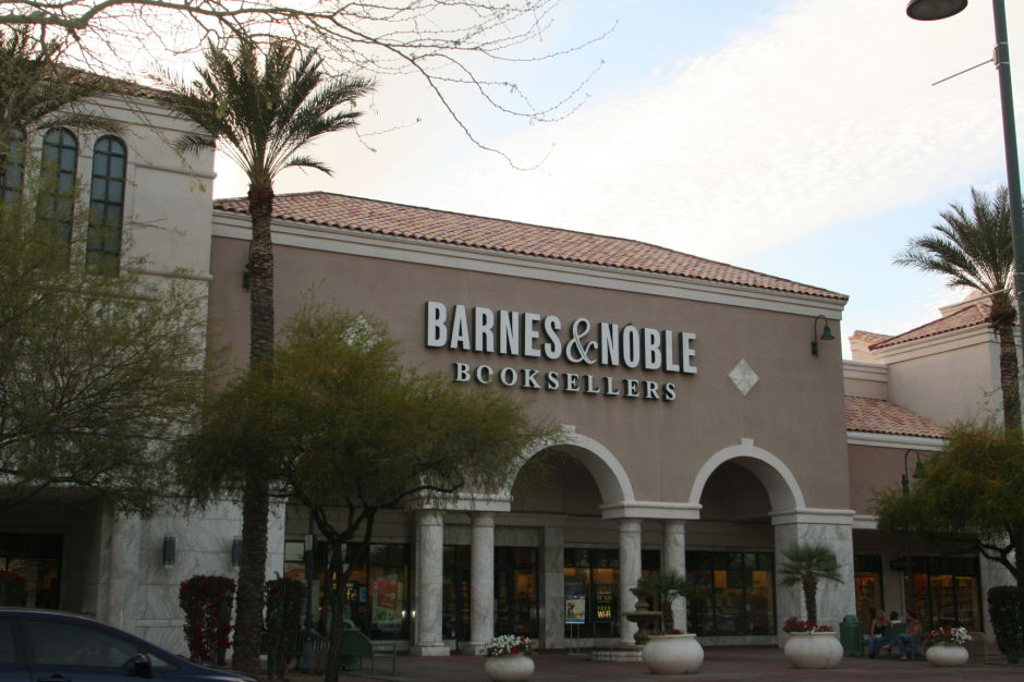 Best of Mesa 2014 Bookstore: Barnes & Noble
