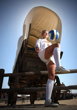 Tribune girls soccer player of the year: Brittany Cole, Corona del Sol