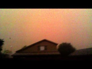 Video: Dust storm hits Gilbert