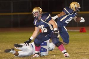 Football: DV vs Dobson