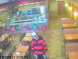 Fast food robbers