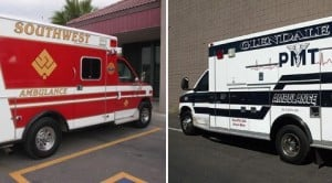 Suit by ambulance firm over contract tossed