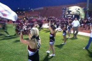 Red Mountain vs. Westview