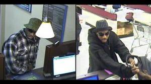 Authorities seeking repeat bank robber